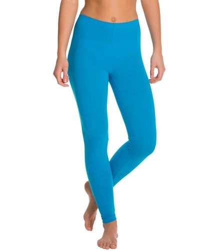 $19 American Apparel Basic Cotton Stretch Legging at YogaOutlet.com – The Web...