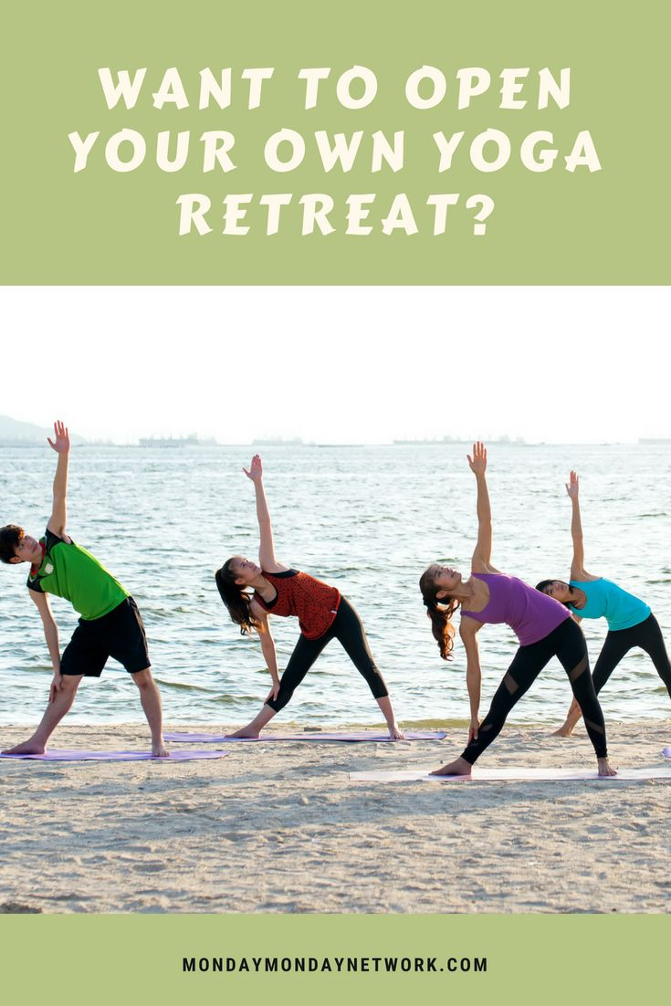 So, you're a fully-fledged yoga professional and have a dream of setting up yo...