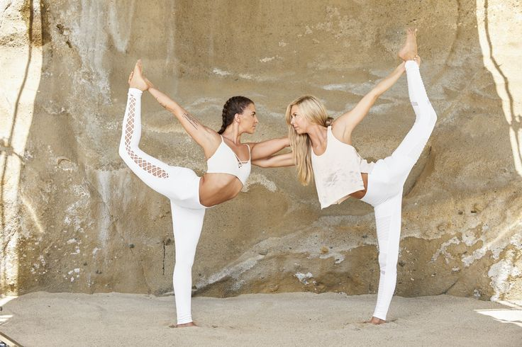 Aubry Wordehoff is featured in the Interlace Bra and Interlace Legging and @ashl...