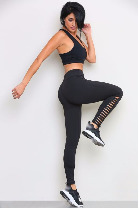 Cool leggings FitnessApparelExp... ♡ Women's Workout Clothes | Yoga Tops | Spo...