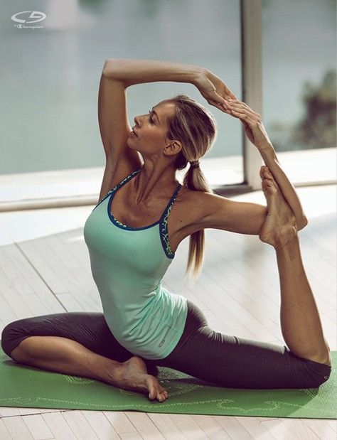 Find balance before breakfast with an energizing yoga routine