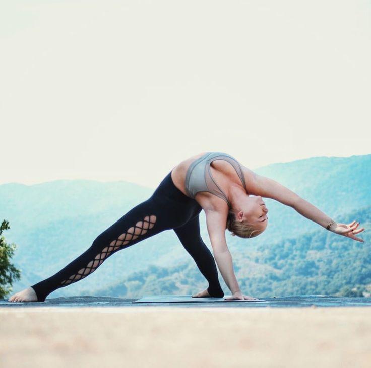Kristen Provencher #yoga #inspiration #length