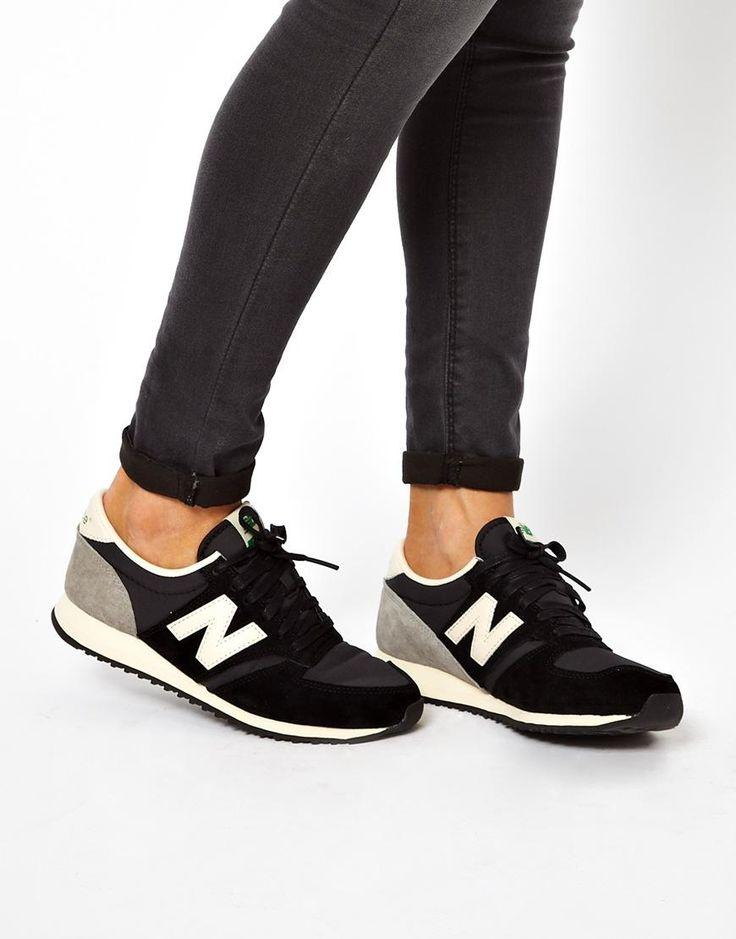 Yoga Clothes New Balance Zapatillas De Deporte De Ante
