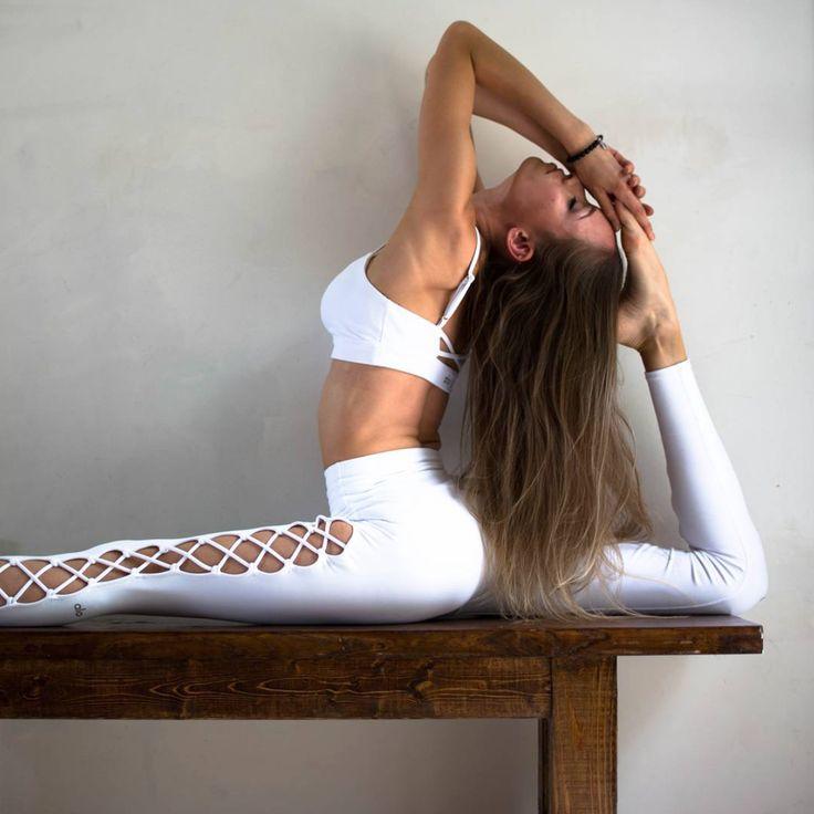 Summer Perez #yoga #inspiration #flexibility