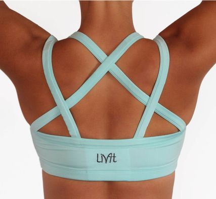 The Endurance Bra - such a stylish looking sports bra! Comes in different colors...