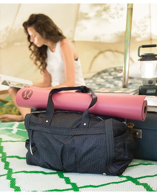 Urban Warrior Duffel: Forget packing light—this roomy duffel fits everything y...
