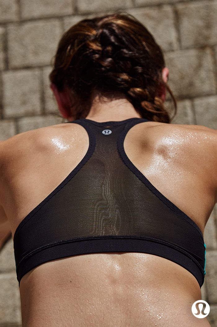 When in doubt, sweat it out.