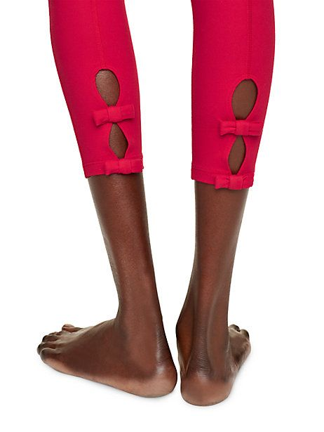 back bow legging - kate spade new york