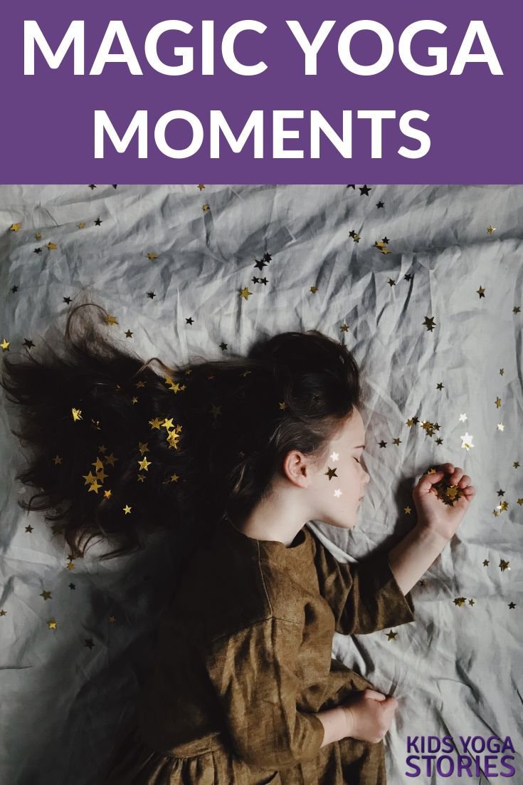 Magic Yoga Moments! What is a magic yoga moment? And how do I experience one?  T...