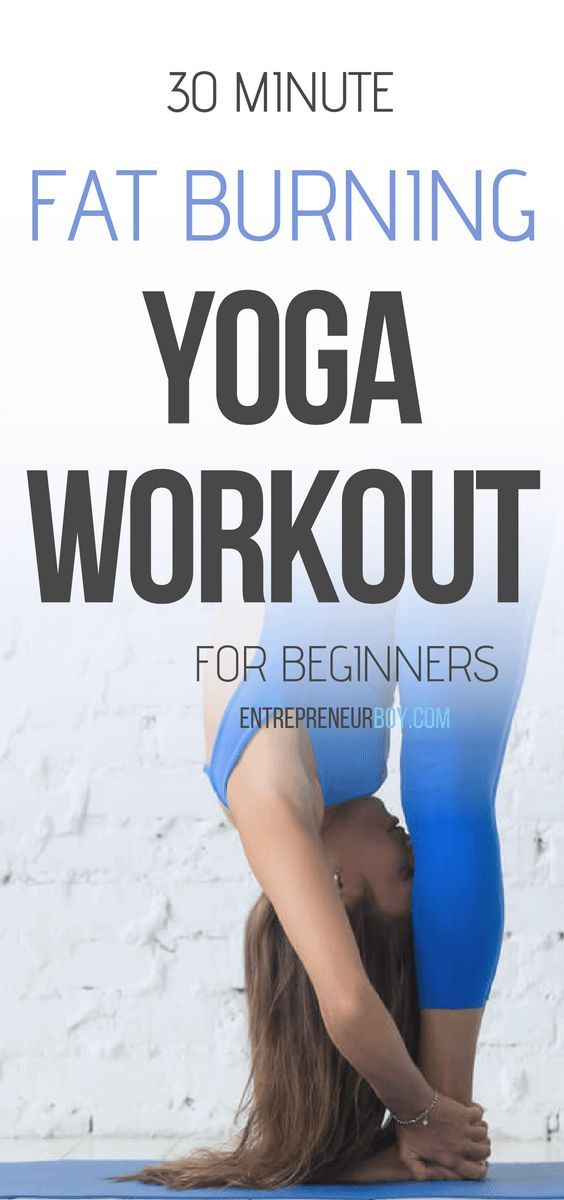 Many ppl are turning to yoga to improve their workout routines. Why? It's ef...