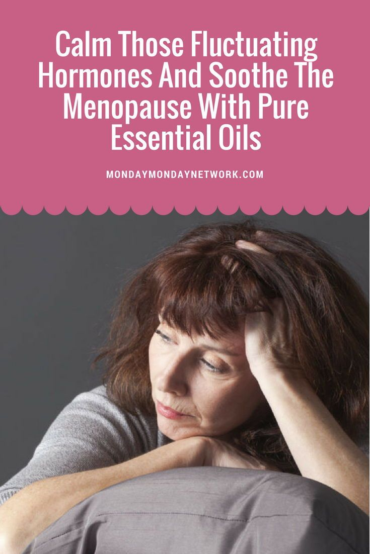 Are you at that time of life? Do you suffer with fluctuating hormones, irritabil...