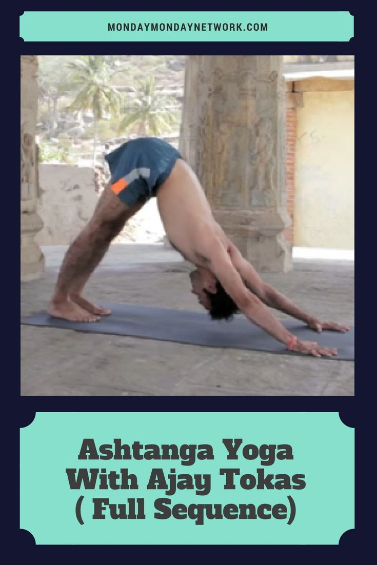 Ashtanga yoga in the tradition of Guruji K.Pattbhi Jois. Demo of asanas from pri...