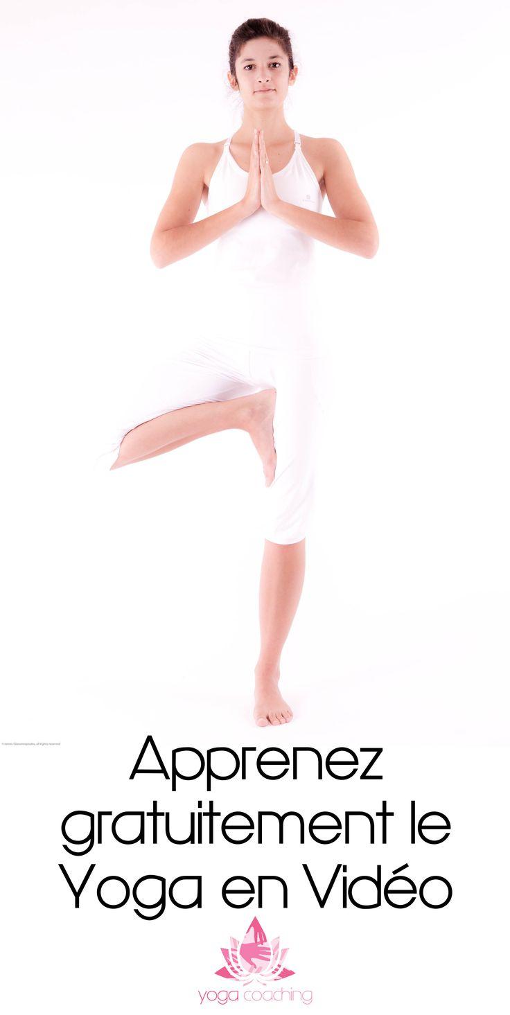 Cours de Yoga pour débutants en ligne sur YouTube #Yogaasanas #YOGA #Kundaliniy...