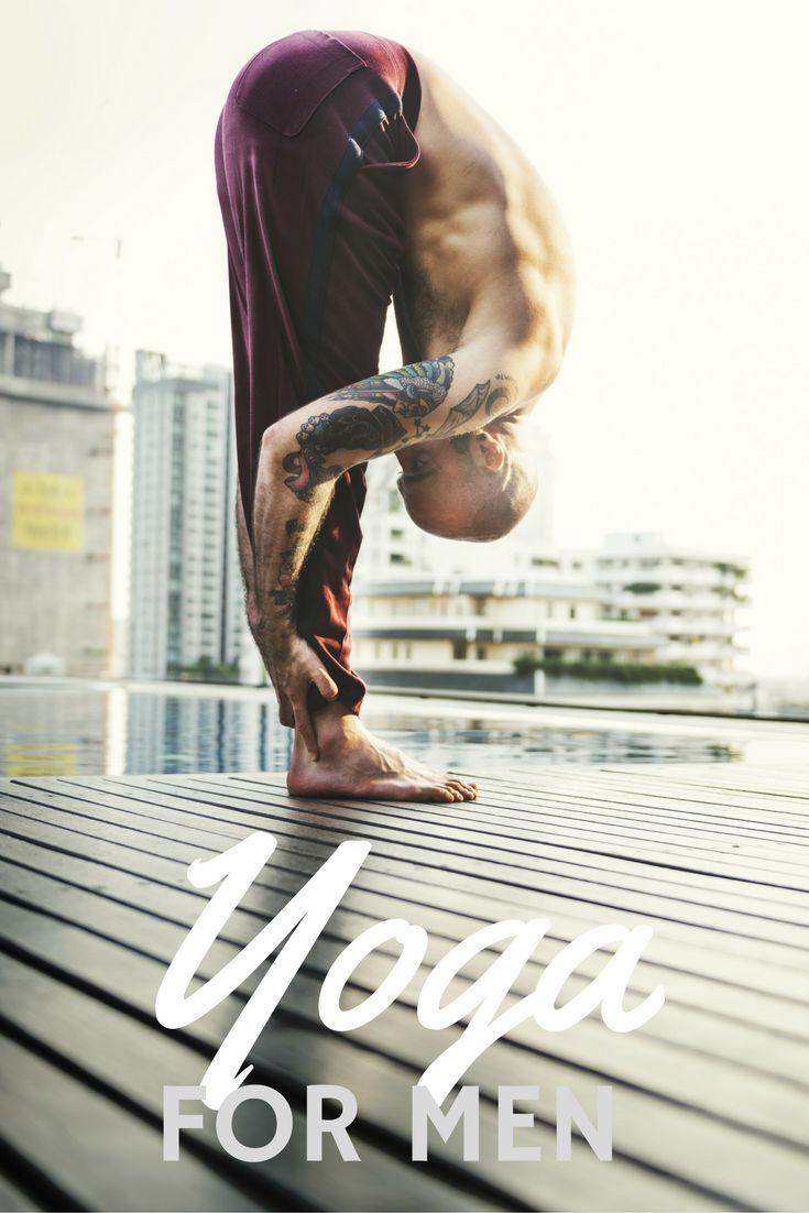 Guys, this one's for you. [beginner yoga tips for hesitant men] thank u for read...