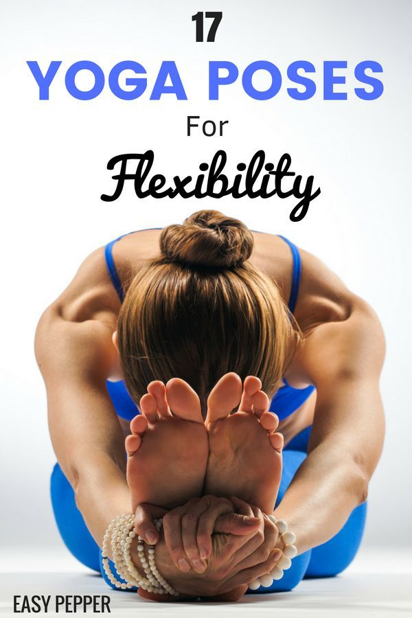 Is flexibility holding you back from enjoying the benefits of yoga? Check out th...