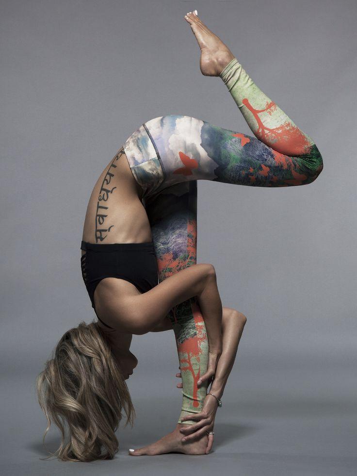 Onzie Graphic Legging in Free Fly @ Maitri Yoga Store #OnzieGear #Yoga