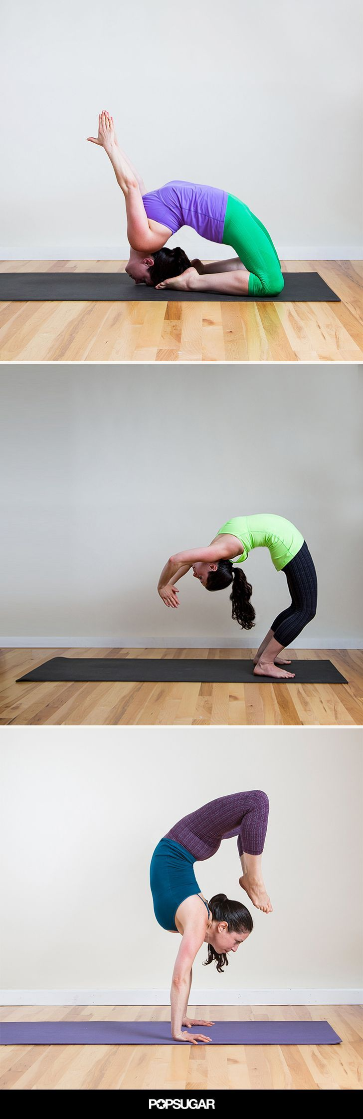 Photos of 25 advanced yoga poses to challenge your practice (or just to be inspi...