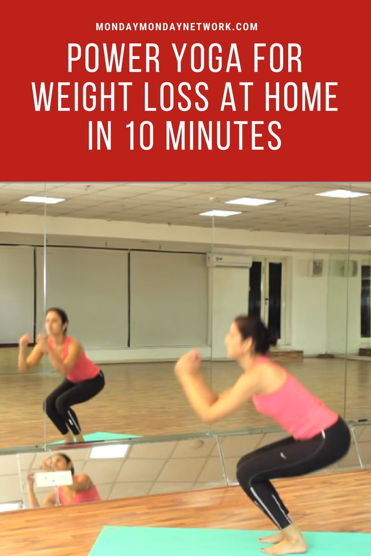 Power Yoga For Weight Loss. Power Yoga has many fast-moving poses along with bre...