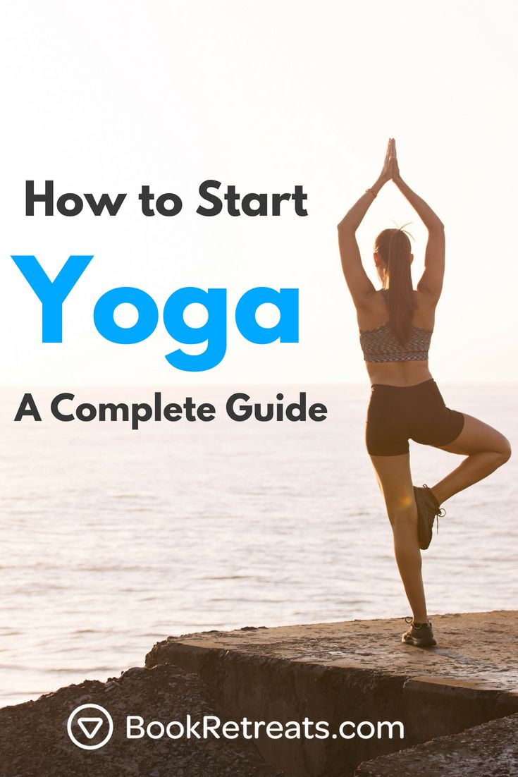 So, you want to learn how to start yoga? If you have absolutely no idea where to...