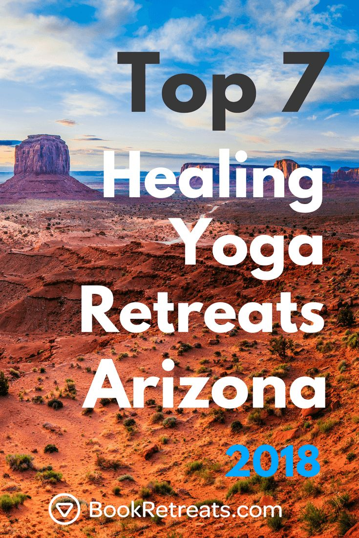 These are the most healing yoga retreats Arizona has to offer a spiritual seeker...