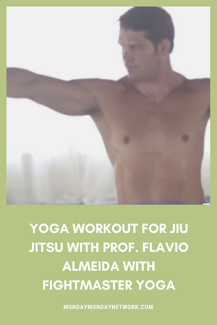 Yoga for Jiu Jitsu is focused on opening the shoulders and upper back as well as...
