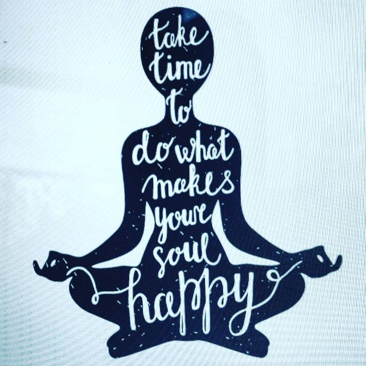 Take time to do what makes your soul happy! Daily Motivation by MorningCoach.com...