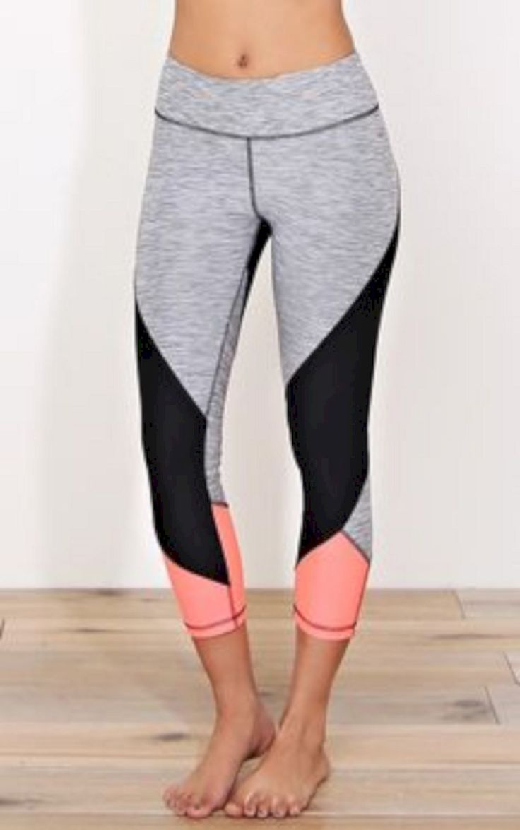 45 Best and Stunning Women's Activewear Street and Workout Style Inspiration mon...