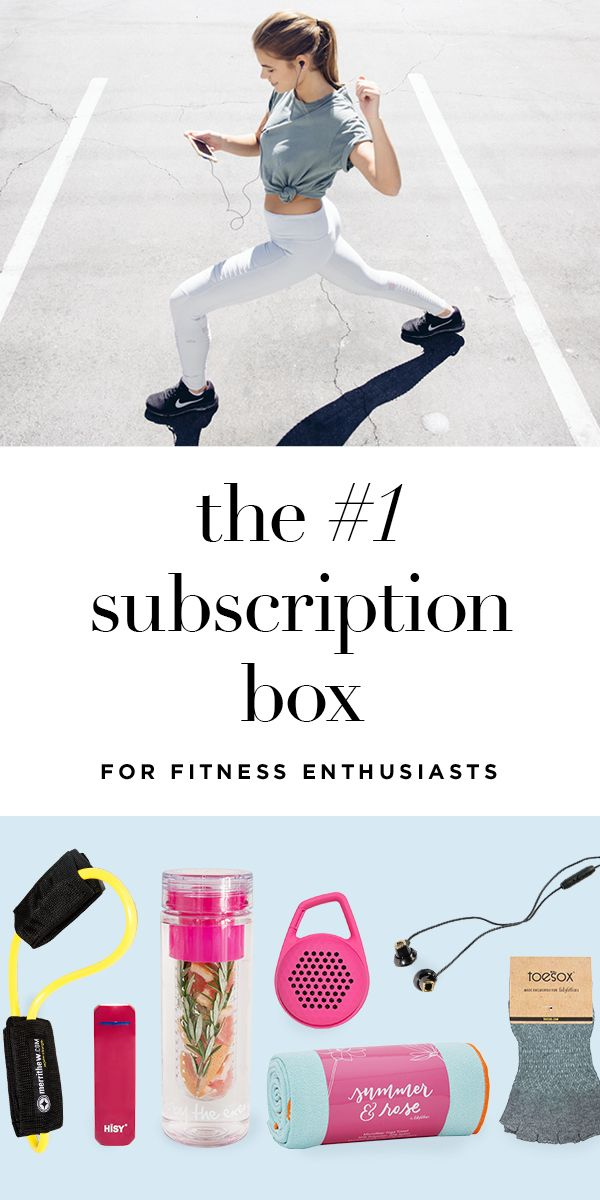 Break hearts, not the bank! Treat yourself to a box of full-size fitness, beauty...