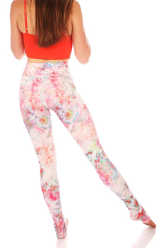 Gaby Legging - Prints - Pants + Leggings - Mika Yoga Wear - 1