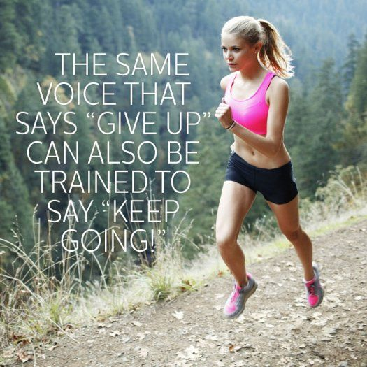 Get motivated and inspired to workout with these great quotes from top personal ...