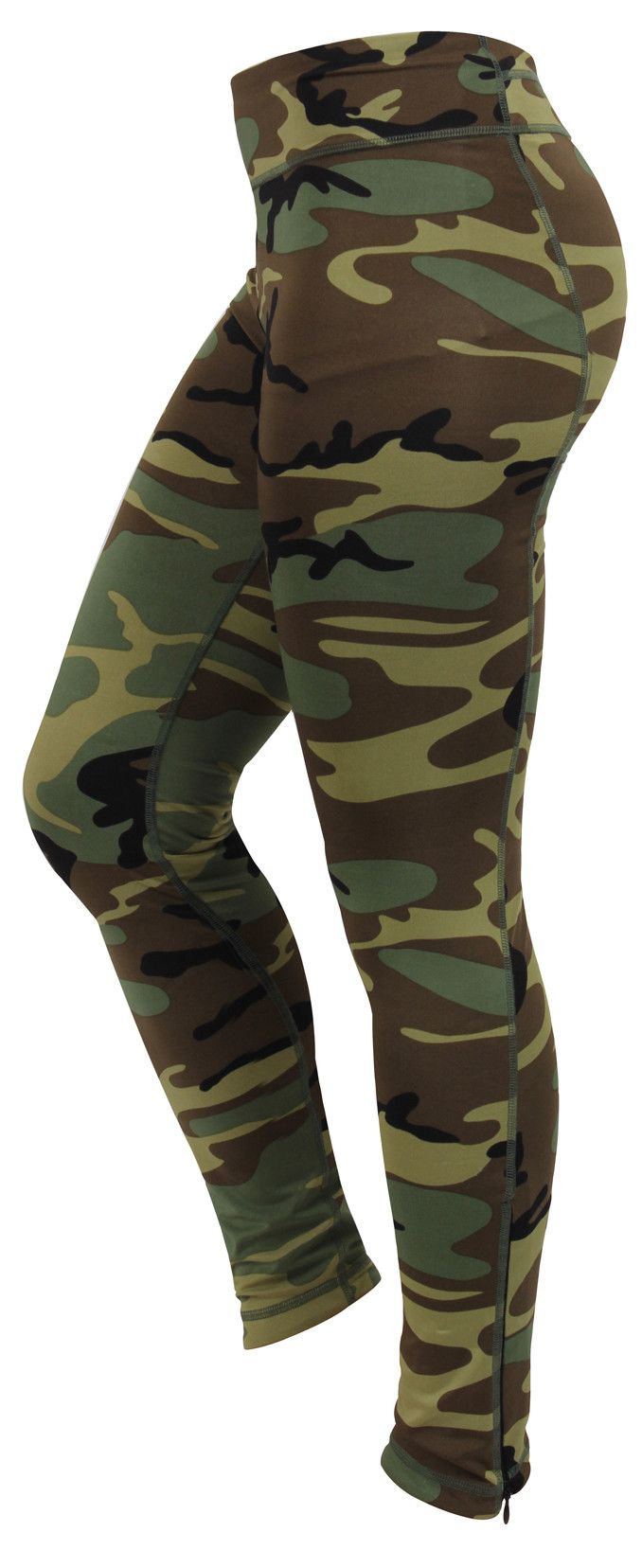 Rothco's Performance Leggings are ideal for working out or just lounging aroun...
