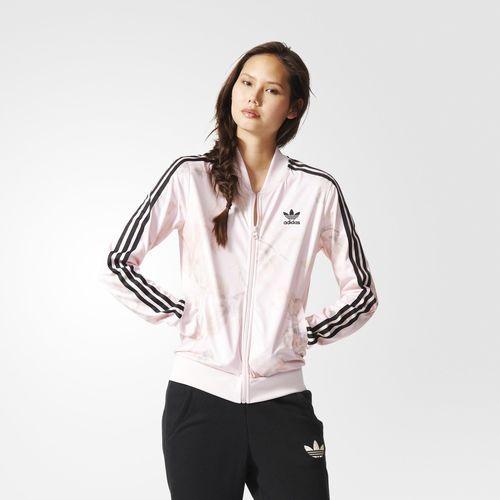 Jaqueta ROSES TT - Multicores adidas | adidas Brasil