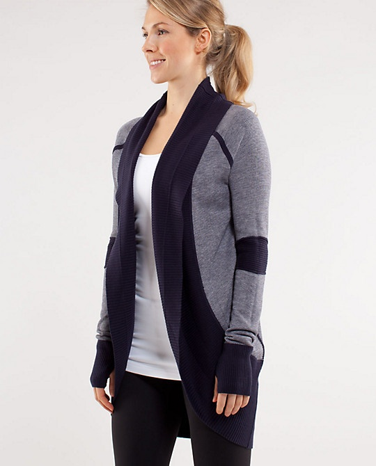 Just bought this Lululemon, Transformation Wrap & ABSOLUTLEY love it. Style simi...