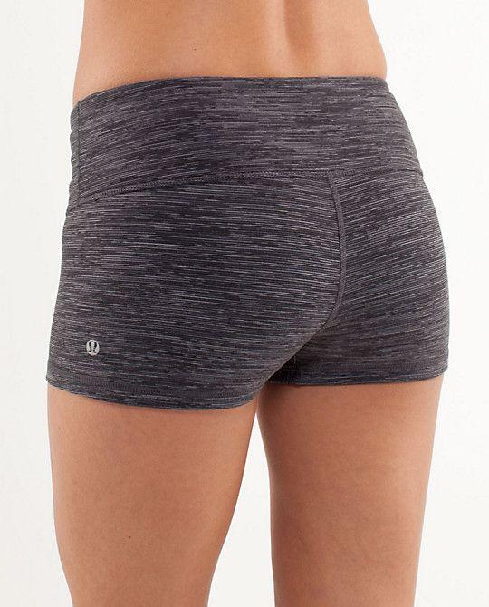 LuLuLemon shorts: Great for yoga on the beach, a run down the boardwalk, biking ...