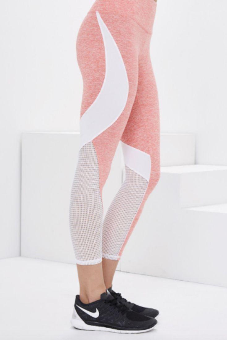 Mesh Trend: Lanston Brodi Curve Panel Legging, $128