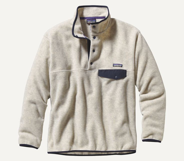 Patagonia Synchilla Snap-T Pullover – Man Outfitters