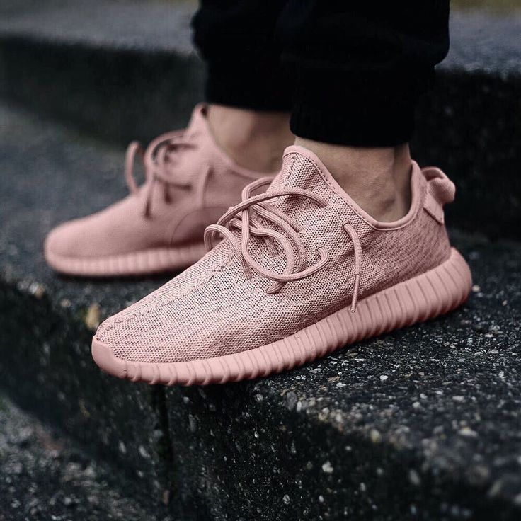 Pink Yeezy's | BE STILL, MY HEART. Stylecaster More