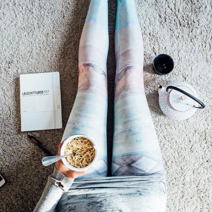 Teeki yoga leggings are life!