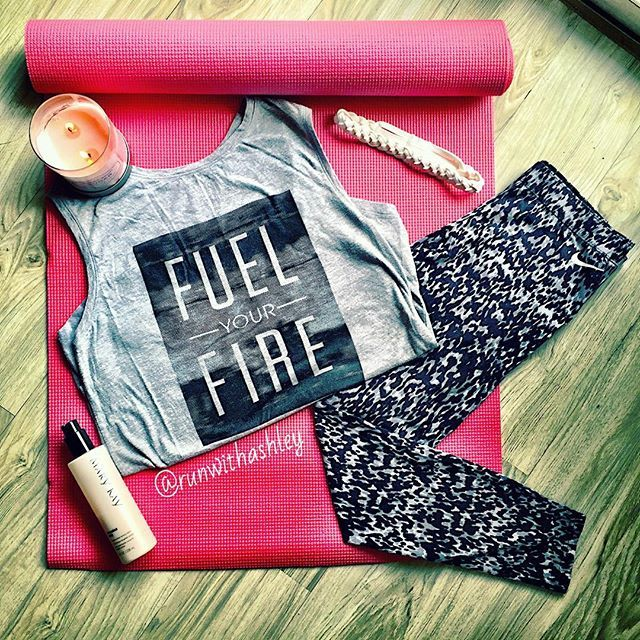 Today calls for some R&R... Trying out new weight exercises + a week full of int...