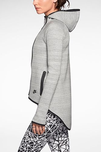 nike hoodie. very cool. A Fashion Person's Guide To Fashion-Person Activewear #r...