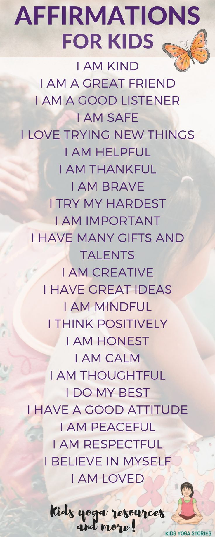 Promoting positivity, mindfulness and a growth mindset.  Use these statements wi...