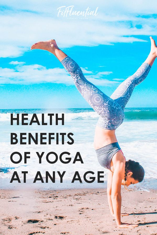 The Incredible Health Benefits of Yoga at Every Age
