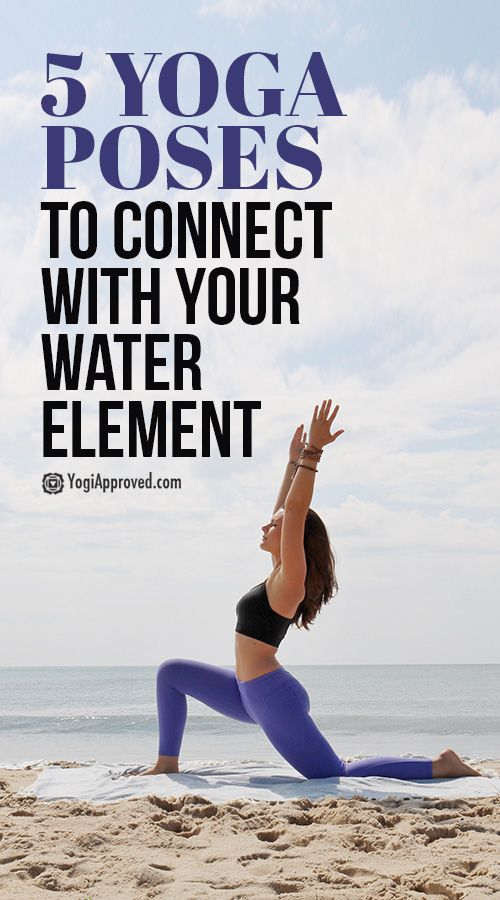 The water element is a source of movement, creativity, passion, and pleasure. Ch...