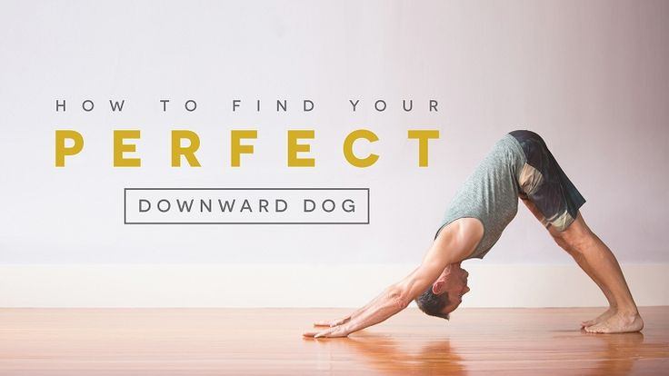 Downward facing dog is both common and commonly misaligned. Here are tips to enh...
