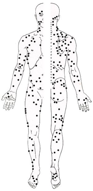 Relieve and release trigger points and knots with theracane | Massage Orem and P...