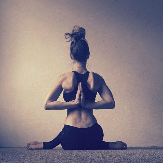 The winner of week 161 is Lisa - Wise souls speak loudly in silence… » Yoga P...