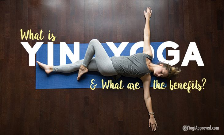 Yin Yoga targets the deep connective tissues, bones, joints, fascia and ligament...