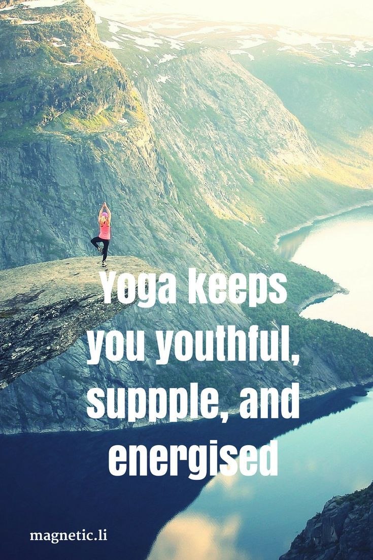 Yoga keeps the body supple and helps you stay young. Read my blog post to discov...