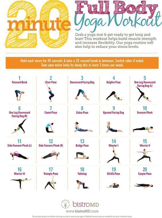 Yoga Poses & Workout : yoga full body workout - About Yoga