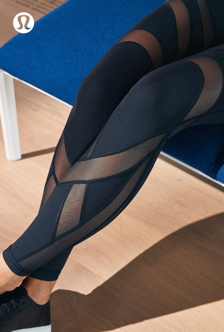 Sharp style, soft feel. Tights for any of your weekend plans.   lululemon